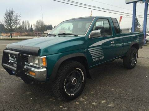 1995 Nissan Truck for sale at Xtreme Truck Sales in Woodburn OR