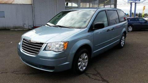 2008 Chrysler Town and Country for sale at Xtreme Truck Sales in Woodburn OR