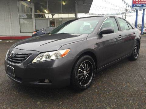 2007 Toyota Camry for sale at Xtreme Truck Sales in Woodburn OR