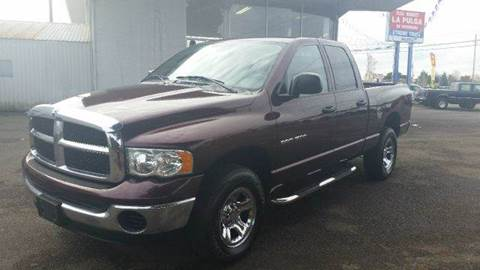 2005 Dodge Ram Pickup 1500 for sale at Xtreme Truck Sales in Woodburn OR