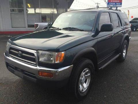 1998 Toyota 4Runner for sale at Xtreme Truck Sales in Woodburn OR