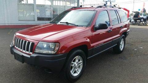 2004 Jeep Grand Cherokee for sale at Xtreme Truck Sales in Woodburn OR