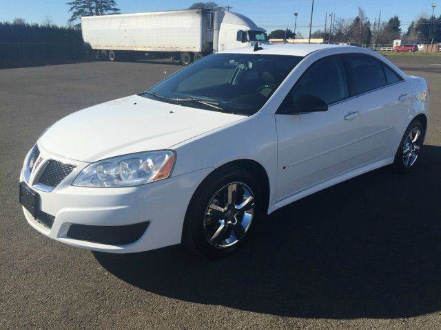 2010 Pontiac G6 for sale at Xtreme Truck Sales in Woodburn OR