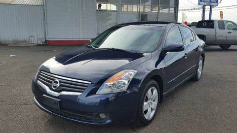 2008 Nissan Altima for sale at Xtreme Truck Sales in Woodburn OR