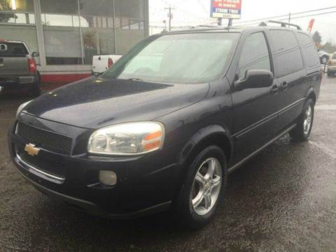 2005 Chevrolet Uplander for sale at Xtreme Truck Sales in Woodburn OR