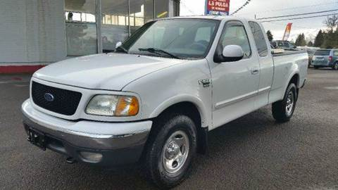 2003 Ford F-150 for sale at Xtreme Truck Sales in Woodburn OR