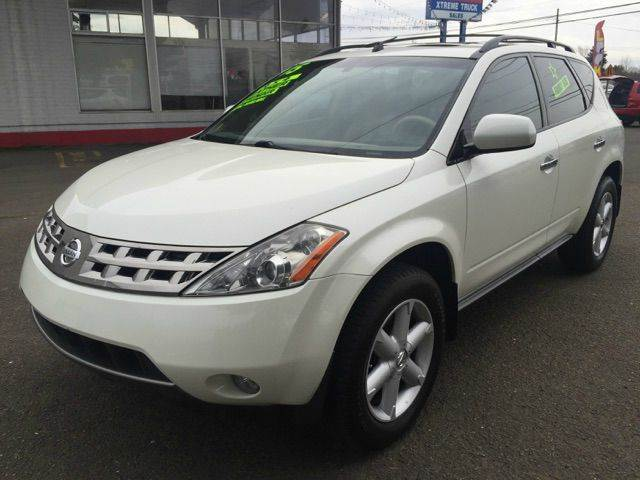 2005 Nissan Murano In Woodburn Or Xtreme Truck Sales