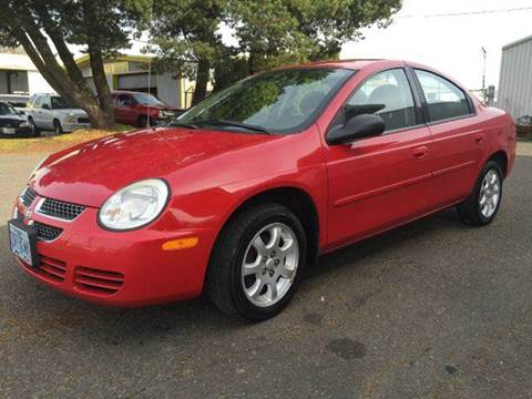 2005 Dodge Neon for sale at Xtreme Truck Sales in Woodburn OR