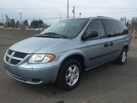 2006 Dodge Grand Caravan for sale at Xtreme Truck Sales in Woodburn OR
