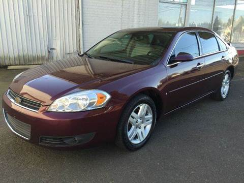 2007 Chevrolet Impala for sale at Xtreme Truck Sales in Woodburn OR