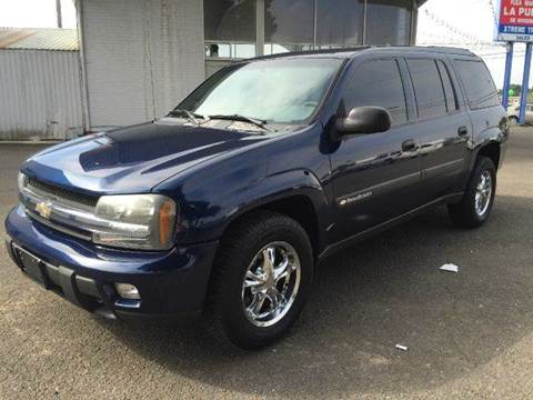 2004 Chevrolet TrailBlazer EXT for sale at Xtreme Truck Sales in Woodburn OR