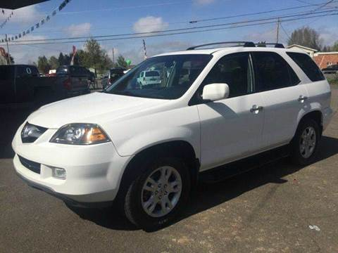 2004 Acura MDX for sale at Xtreme Truck Sales in Woodburn OR