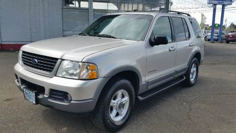 2002 Ford Explorer for sale at Xtreme Truck Sales in Woodburn OR
