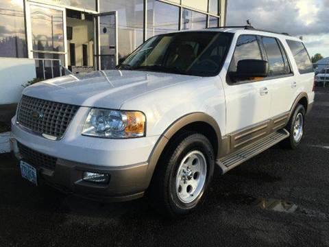 2004 Ford Expedition for sale at Xtreme Truck Sales in Woodburn OR