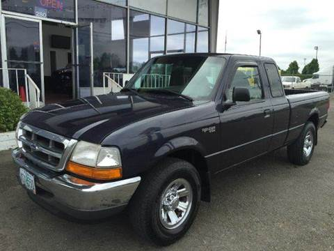 2000 Ford Ranger for sale at Xtreme Truck Sales in Woodburn OR