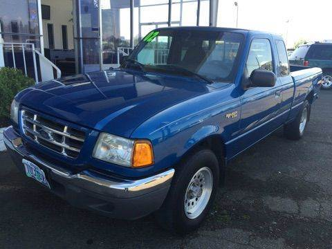 2002 Ford Ranger for sale at Xtreme Truck Sales in Woodburn OR