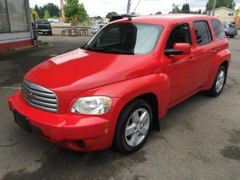 2009 Chevrolet HHR for sale at Xtreme Truck Sales in Woodburn OR