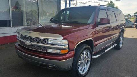 2003 Chevrolet Suburban for sale at Xtreme Truck Sales in Woodburn OR