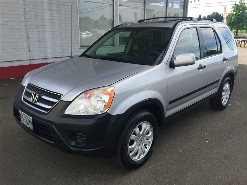 2005 Honda CR V For Sale At Xtreme Truck Sales In Woodburn OR