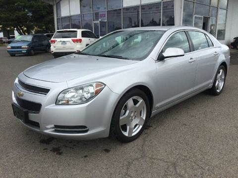 2010 Chevrolet Malibu for sale at Xtreme Truck Sales in Woodburn OR