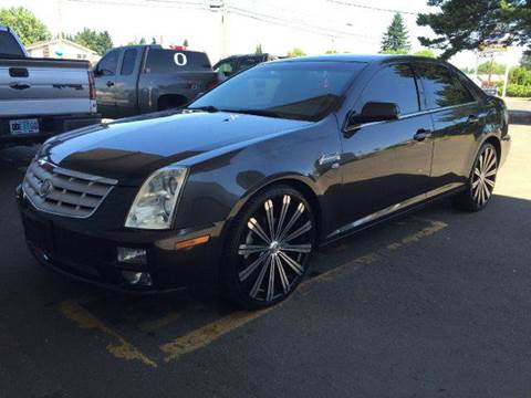 2005 Cadillac STS for sale at Xtreme Truck Sales in Woodburn OR