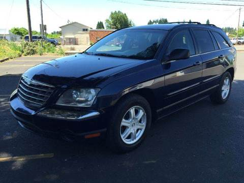 2006 Chrysler Pacifica for sale at Xtreme Truck Sales in Woodburn OR