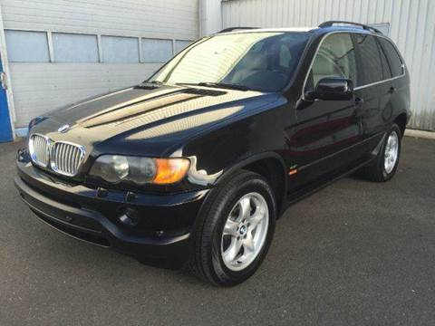 2001 BMW X5 for sale at Xtreme Truck Sales in Woodburn OR