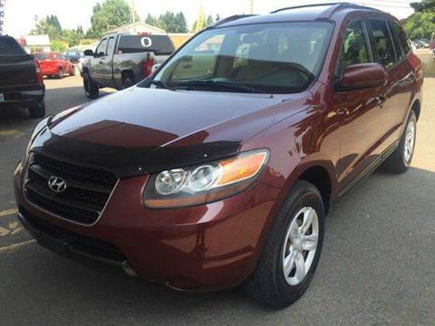 2007 Hyundai Santa Fe for sale at Xtreme Truck Sales in Woodburn OR