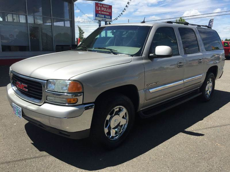 2004 GMC Yukon XL for sale at Xtreme Truck Sales in Woodburn OR