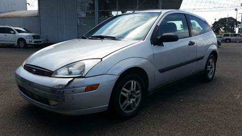 2002 Ford Focus for sale at Xtreme Truck Sales in Woodburn OR