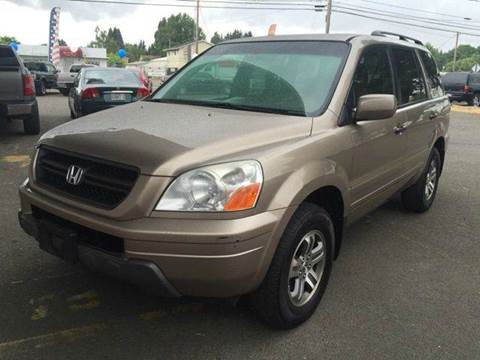 2004 Honda Pilot for sale at Xtreme Truck Sales in Woodburn OR