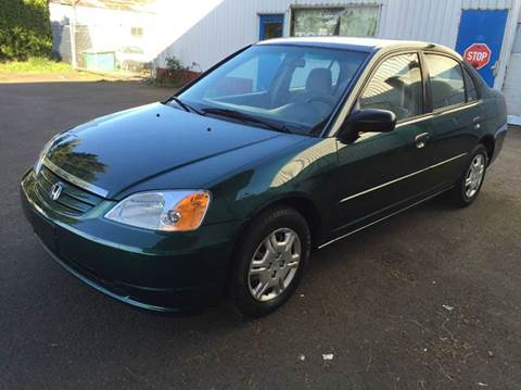2001 Honda Civic for sale at Xtreme Truck Sales in Woodburn OR