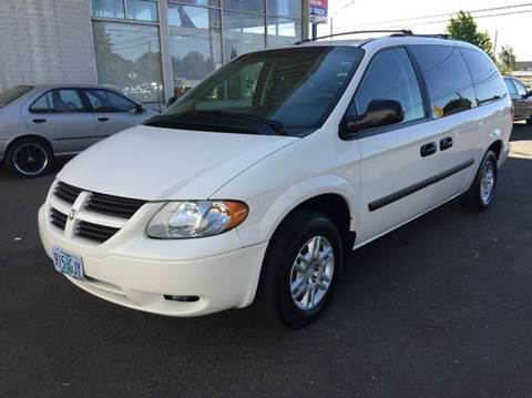 2007 Dodge Grand Caravan for sale at Xtreme Truck Sales in Woodburn OR