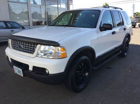2003 Ford Explorer for sale at Xtreme Truck Sales in Woodburn OR