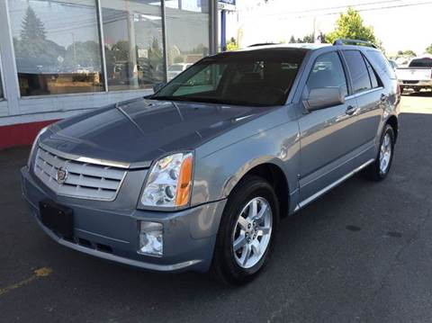 2008 Cadillac SRX for sale at Xtreme Truck Sales in Woodburn OR