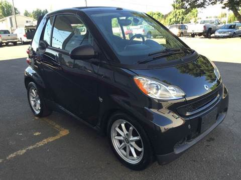 2009 Smart fortwo for sale at Xtreme Truck Sales in Woodburn OR