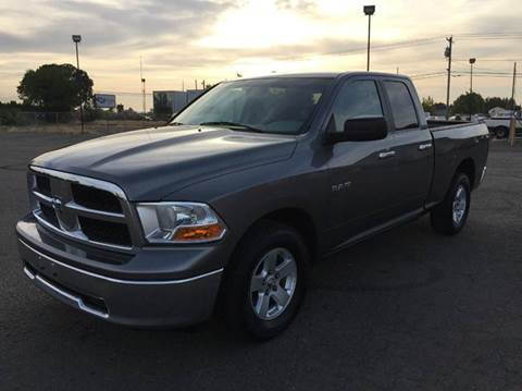 2009 Dodge Ram Pickup 1500 for sale at Xtreme Truck Sales in Woodburn OR