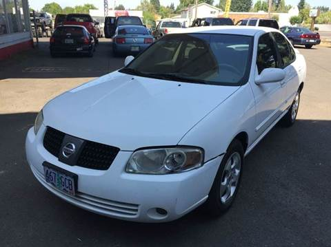 2004 Nissan Sentra for sale at Xtreme Truck Sales in Woodburn OR