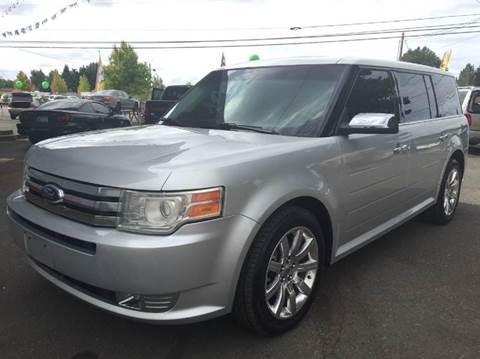2009 Ford Flex for sale at Xtreme Truck Sales in Woodburn OR