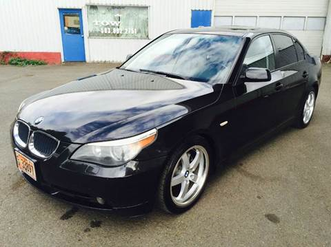 2004 BMW 5 Series for sale at Xtreme Truck Sales in Woodburn OR