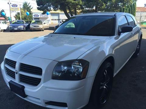 2007 Dodge Magnum for sale at Xtreme Truck Sales in Woodburn OR