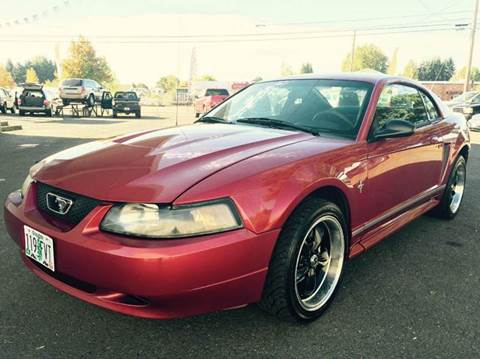 2003 Ford Mustang for sale at Xtreme Truck Sales in Woodburn OR