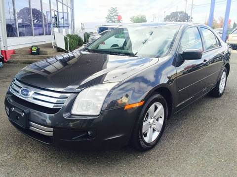 2007 Ford Fusion for sale at Xtreme Truck Sales in Woodburn OR