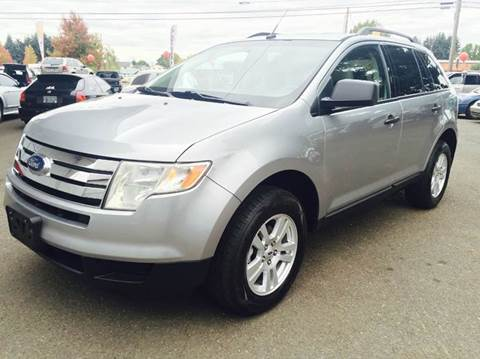 2007 Ford Edge for sale at Xtreme Truck Sales in Woodburn OR