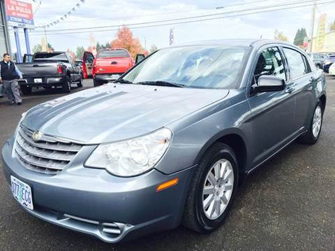 2009 Chrysler Sebring for sale at Xtreme Truck Sales in Woodburn OR