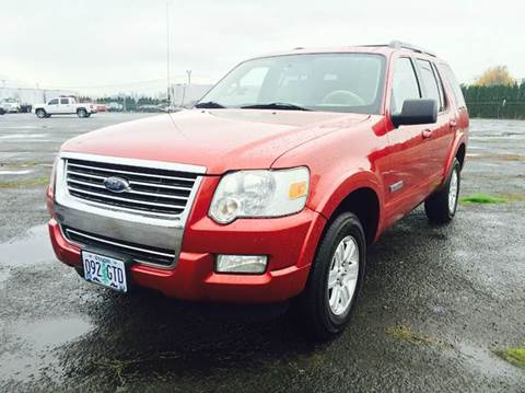 2007 Ford Explorer for sale at Xtreme Truck Sales in Woodburn OR