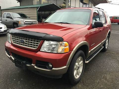 2004 Ford Explorer for sale at Xtreme Truck Sales in Woodburn OR
