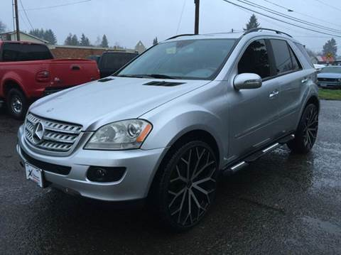 2006 Mercedes-Benz M-Class for sale at Xtreme Truck Sales in Woodburn OR