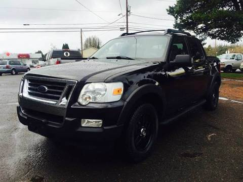 2008 Ford Explorer Sport Trac for sale at Xtreme Truck Sales in Woodburn OR