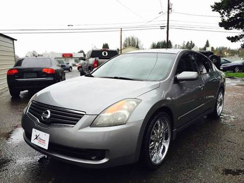 2007 Nissan Altima for sale at Xtreme Truck Sales in Woodburn OR